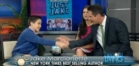 Jake Book Signing